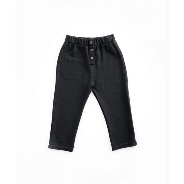 Auryn Play Up - Pants Organic Cotton, Dark Gray