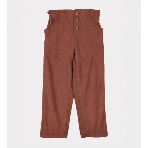 Caramel Vulture Trousers, Nutmeg
