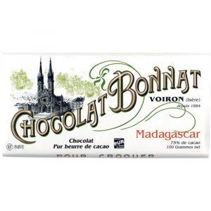 Chocolat Bonnat Paris Madagascar Chocolate