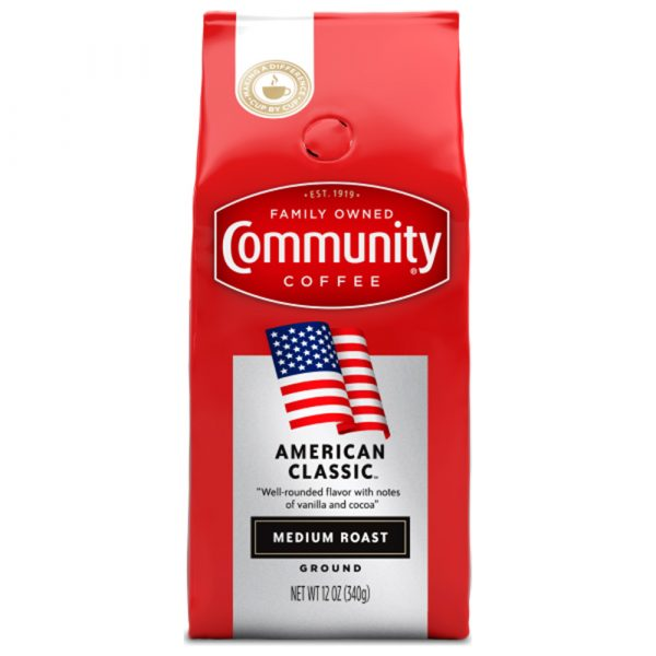 Community Coffee 12 oz. Ground American Classic™ Coffee