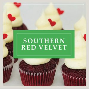 Cupcake DownSouth Southern Red Velvet Cupcake