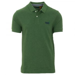 Jeanious Superdry Basic M S/S Classic Pique T-Shirt Polo