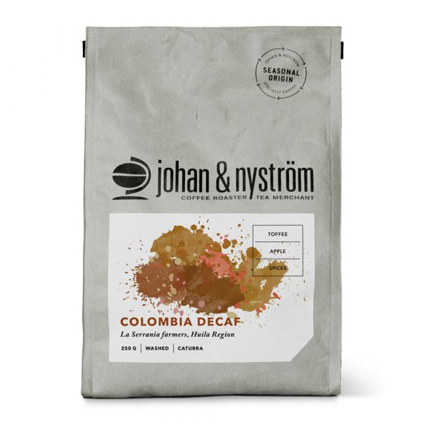 Johan and Noystrom Colombia Decaf