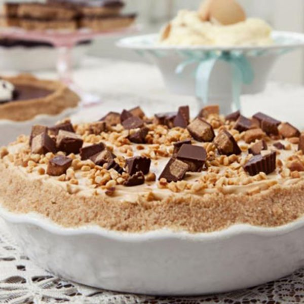 Magnolia Bakery Peanut Butter Icebox Pie