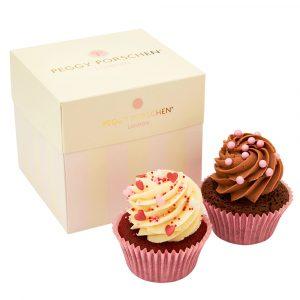 Peggy Porschen Cupcake Besties Box Of 2
