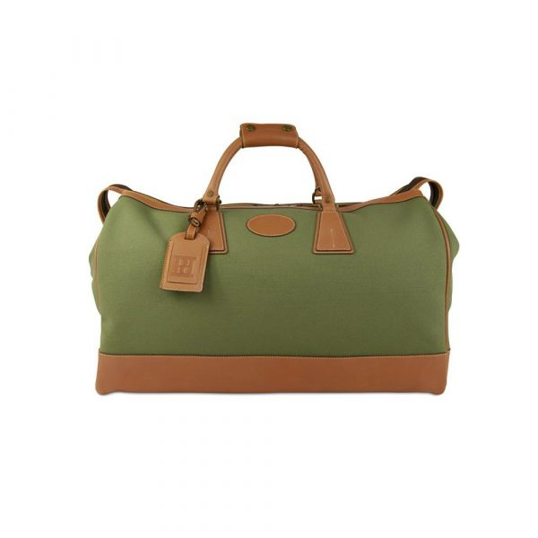 Pickett London Carry-On Weekend Canvas Holdall