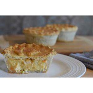 Pie Society Chicken Pot Pie
