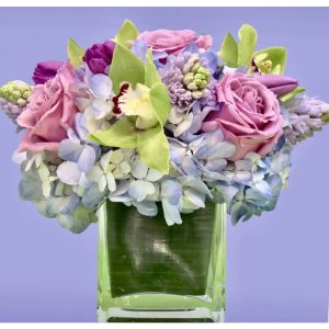 Richard Salome Flowers Cool & Calm Collection