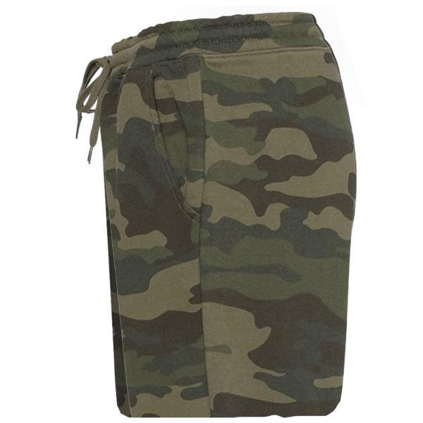 Robert James Lead Pipe Joggers / Deep Forest Camo French Terry Knit Joggers
