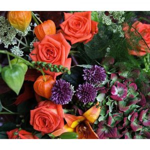 Roots, Fruits and Flowers Florists Choice Of Fresh Flowers