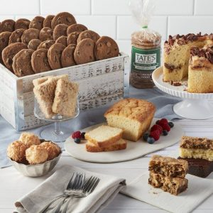 Tate's Bake Shop Afternoon Retreat Tray Deluxe