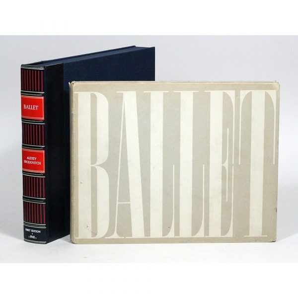 The Manhattan Rare Book Company Brodovitch, Alexey. Ballet