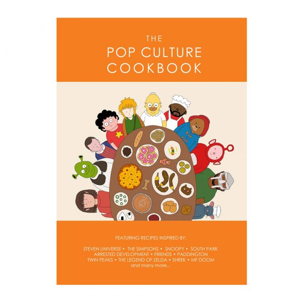 The Red Door Gallery The Pop Culture Cookbook