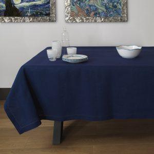 Busatti Tablecloth Zodiaco H.180 Dark Colors