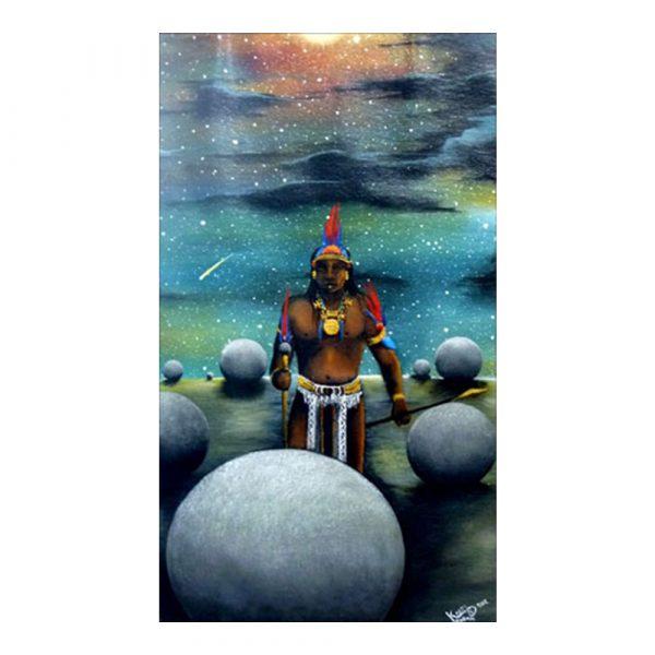 Galeria Namu Brunka Painted Canvas