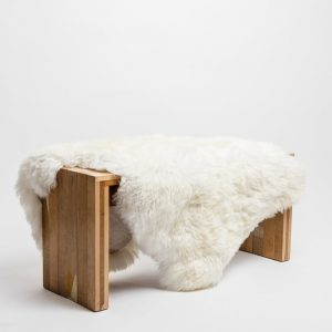 Irish Design Sheepskin Rug