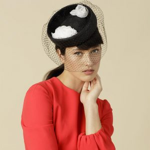 Lock & Co. Hatters Beaux Veiled Hat