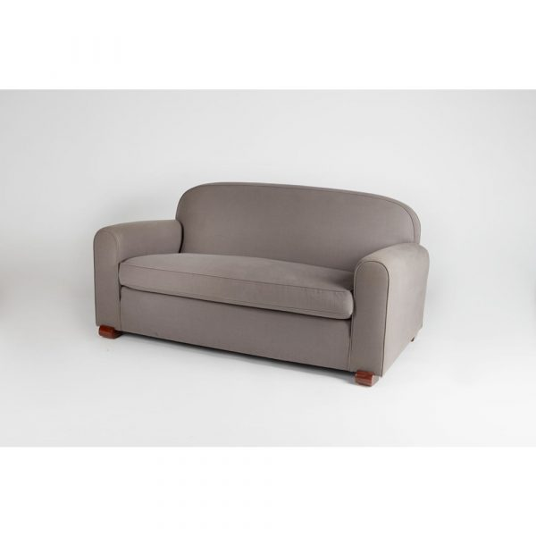 Maison Gerard Maison Leleu Sofa With Rounded Back