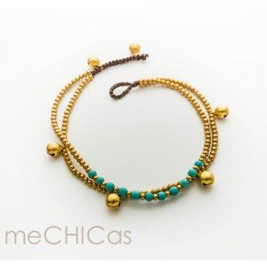 Mechicas El Dorado Anklet
