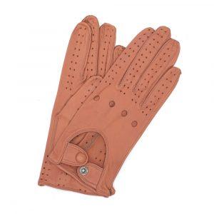 Sermoneta Gloves 1028 Full Finger Kid Leather Driving Gloves