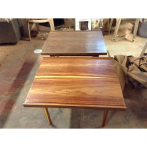 Shadyside Pottery End Tables