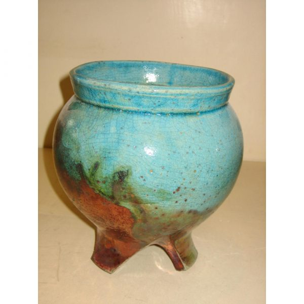 Shadyside Pottery Raku Vases