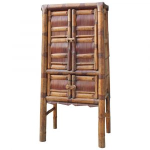 Stellar Union Bamboo Cabinet