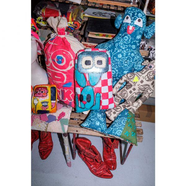 Bas Kosters Original Bas Kosters Doll Vintage Handpainted