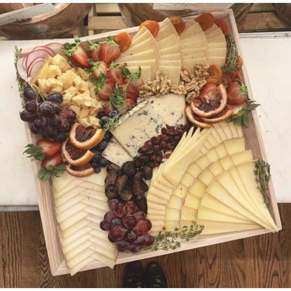 Bedford Cheese Shop Farmstead Cheese Platter