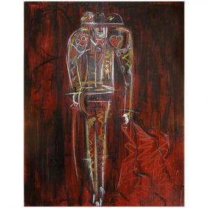 Craig Van Den Brulle Bullfight (2011) by Domingo Zapata