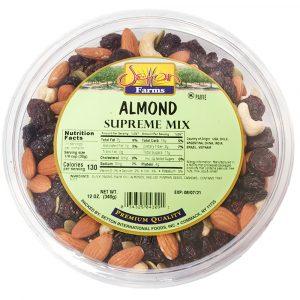 Economy Candy Setton Farms - Almond Supreme Mix