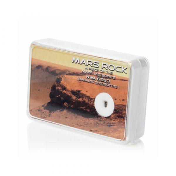Evolution Mars Rock