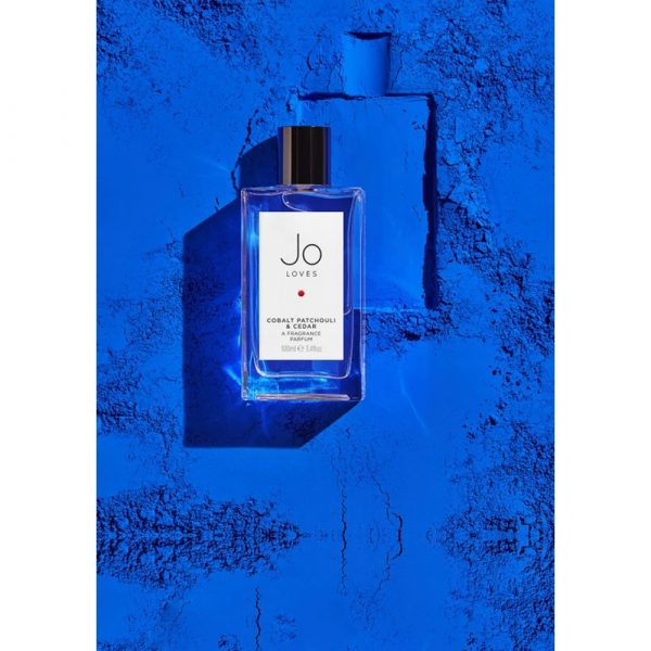 Jo Loves Cobalt Patchouli & Cedar