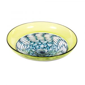 Joanna Wood Green Lattice Bowl