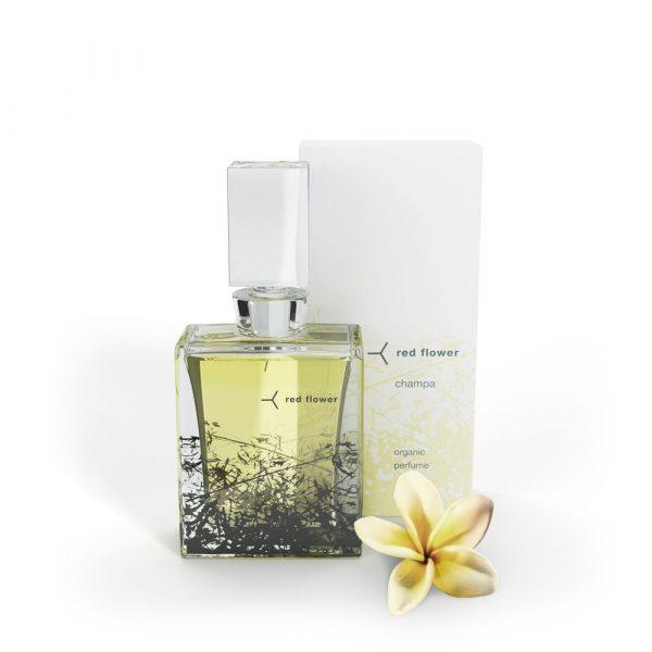 Red Flower 15ml Champa Organic Perfume