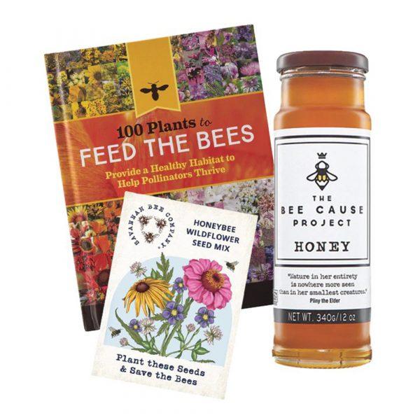 Savannah Bee Company Feed The Bees Gift Set