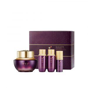 The Face Shop Yehwadam Hwansaenggo Ultimate Rejuvenating Cream Special Set