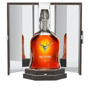 The Whisky Shop Dalmore 40 Year Old 2018 Release