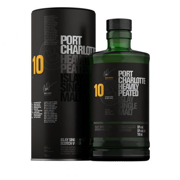 The Whisky Shop Port Charlotte 10 Year Old