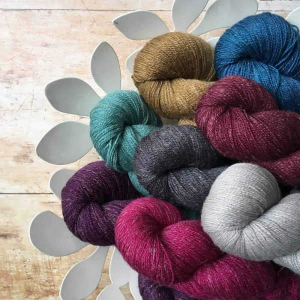 This is Knit Meadow Yarn