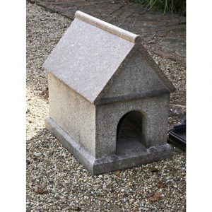 Westenholz Antiques A 19th Century Scottish Granite Dog Kennel