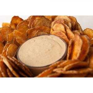 William Poll Gourmet Foods Baked Potato Thins and Dips Medley